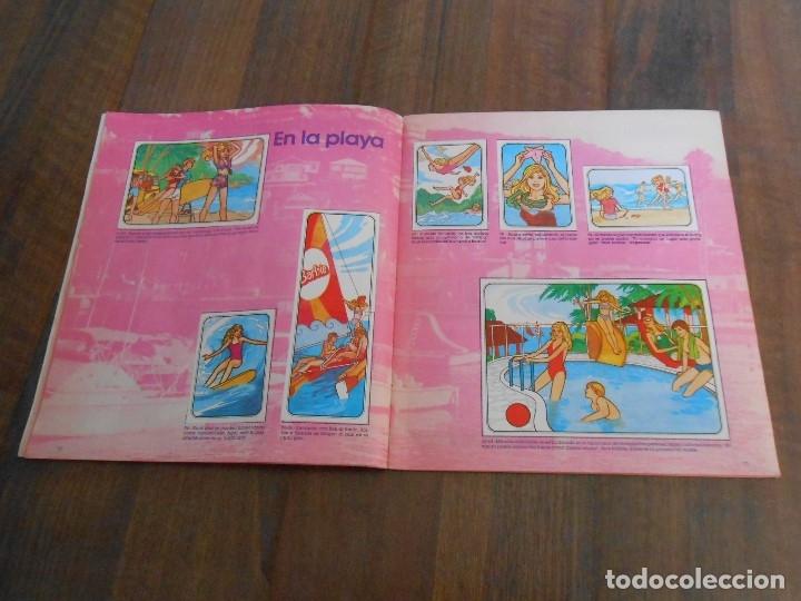 Coleccionismo Álbum: ALBUM CROMOS COMPLETO BARBIE STICKER ALBUN BARBI DOLL MUÑECA alfreedom - Foto 3 - 172843633
