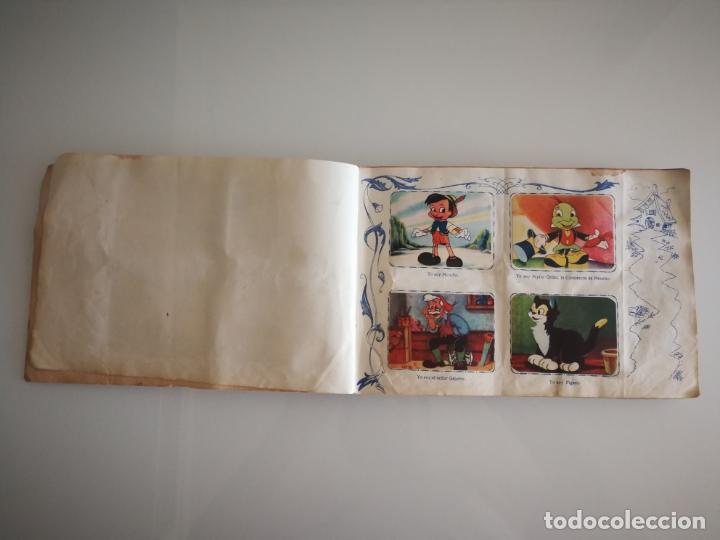 Coleccionismo Álbum: ALBUM PINOCHO FHER AÑOS 40 COMPLETO - Foto 3 - 172912089