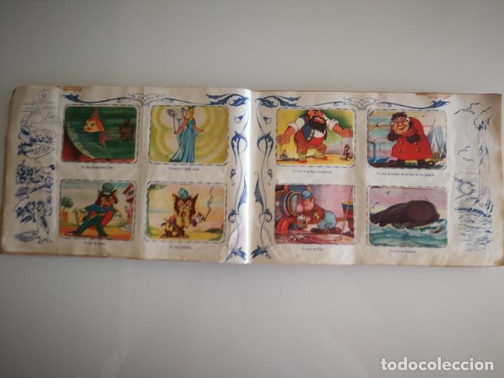 Coleccionismo Álbum: ALBUM PINOCHO FHER AÑOS 40 COMPLETO - Foto 4 - 172912089