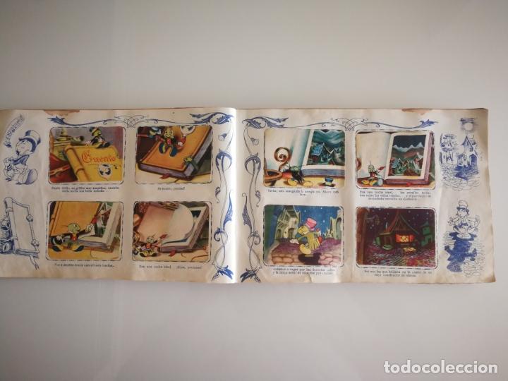 Coleccionismo Álbum: ALBUM PINOCHO FHER AÑOS 40 COMPLETO - Foto 5 - 172912089