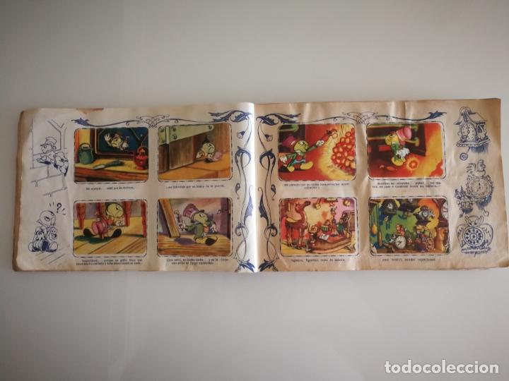 Coleccionismo Álbum: ALBUM PINOCHO FHER AÑOS 40 COMPLETO - Foto 6 - 172912089