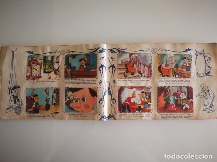 Coleccionismo Álbum: ALBUM PINOCHO FHER AÑOS 40 COMPLETO - Foto 7 - 172912089
