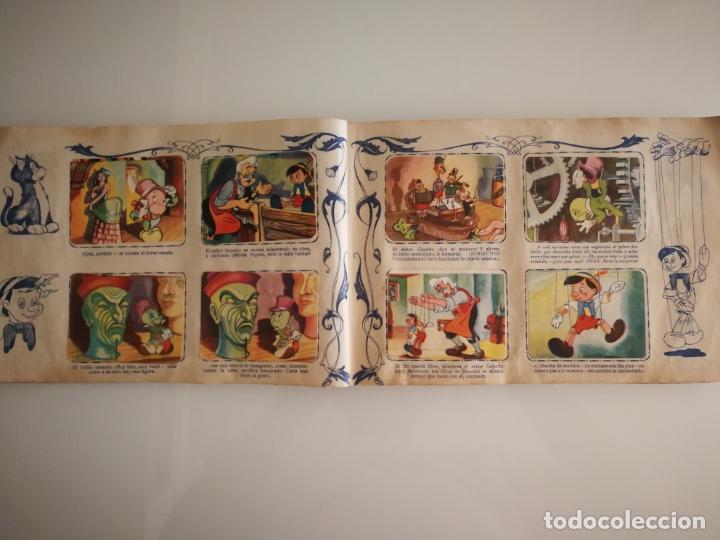 Coleccionismo Álbum: ALBUM PINOCHO FHER AÑOS 40 COMPLETO - Foto 8 - 172912089