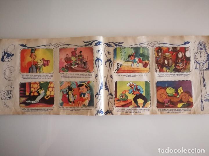 Coleccionismo Álbum: ALBUM PINOCHO FHER AÑOS 40 COMPLETO - Foto 9 - 172912089
