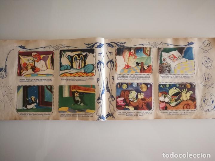 Coleccionismo Álbum: ALBUM PINOCHO FHER AÑOS 40 COMPLETO - Foto 10 - 172912089