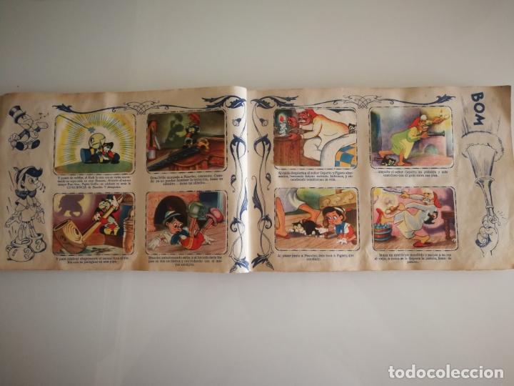 Coleccionismo Álbum: ALBUM PINOCHO FHER AÑOS 40 COMPLETO - Foto 12 - 172912089
