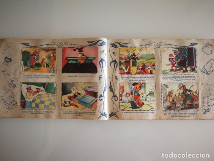 Coleccionismo Álbum: ALBUM PINOCHO FHER AÑOS 40 COMPLETO - Foto 14 - 172912089