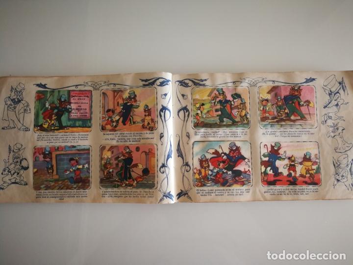 Coleccionismo Álbum: ALBUM PINOCHO FHER AÑOS 40 COMPLETO - Foto 15 - 172912089