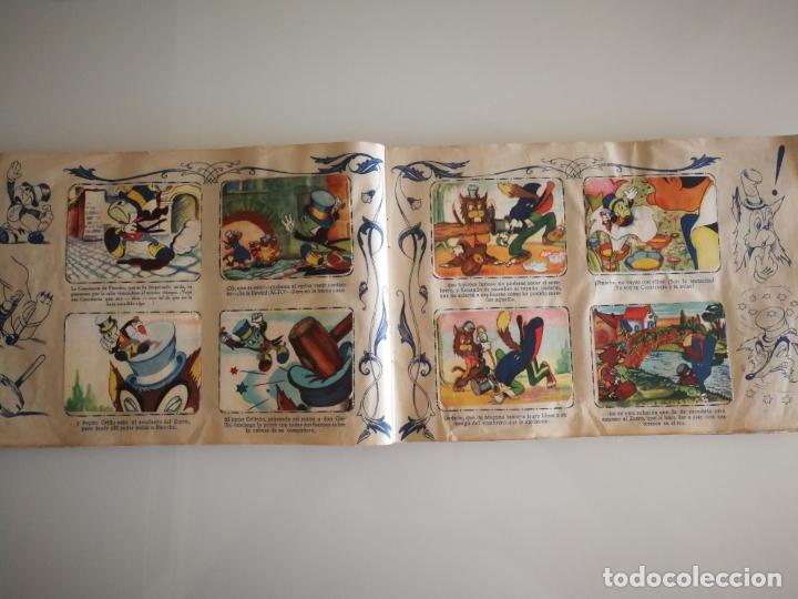 Coleccionismo Álbum: ALBUM PINOCHO FHER AÑOS 40 COMPLETO - Foto 16 - 172912089