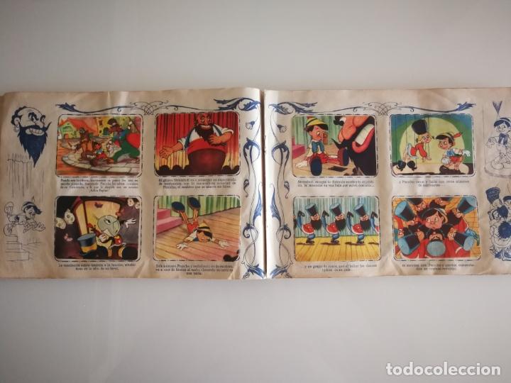 Coleccionismo Álbum: ALBUM PINOCHO FHER AÑOS 40 COMPLETO - Foto 17 - 172912089