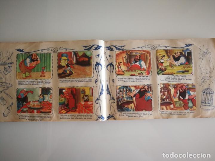 Coleccionismo Álbum: ALBUM PINOCHO FHER AÑOS 40 COMPLETO - Foto 18 - 172912089