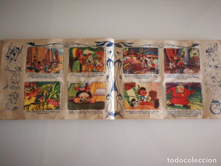 Coleccionismo Álbum: ALBUM PINOCHO FHER AÑOS 40 COMPLETO - Foto 23 - 172912089