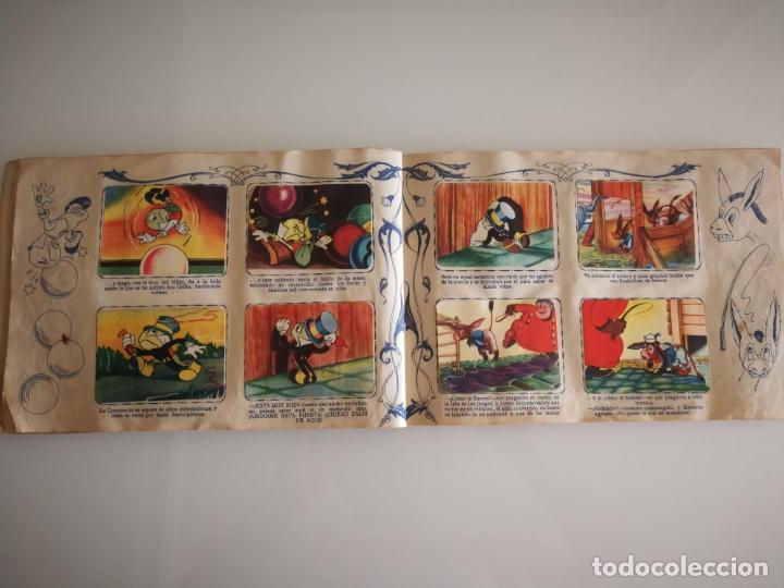 Coleccionismo Álbum: ALBUM PINOCHO FHER AÑOS 40 COMPLETO - Foto 25 - 172912089