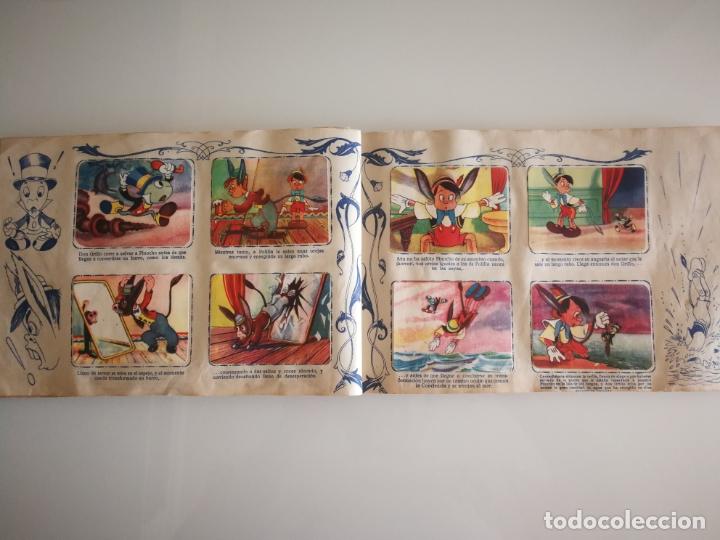Coleccionismo Álbum: ALBUM PINOCHO FHER AÑOS 40 COMPLETO - Foto 26 - 172912089