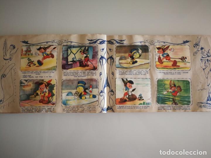 Coleccionismo Álbum: ALBUM PINOCHO FHER AÑOS 40 COMPLETO - Foto 27 - 172912089