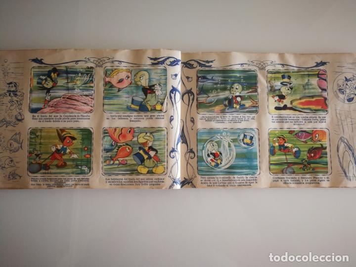 Coleccionismo Álbum: ALBUM PINOCHO FHER AÑOS 40 COMPLETO - Foto 28 - 172912089