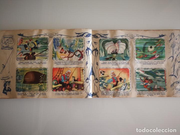 Coleccionismo Álbum: ALBUM PINOCHO FHER AÑOS 40 COMPLETO - Foto 29 - 172912089
