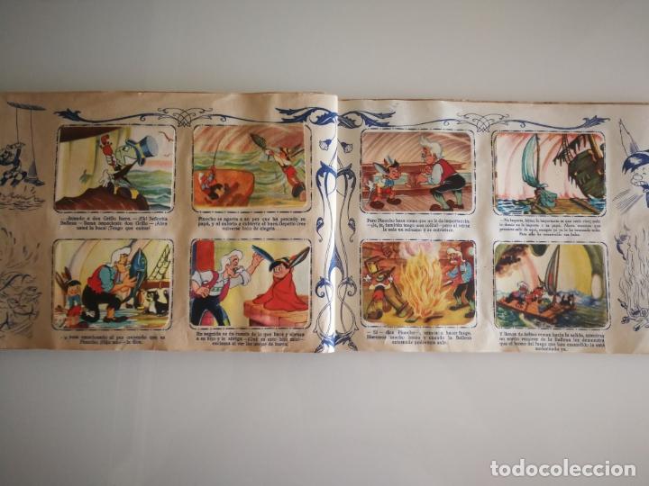 Coleccionismo Álbum: ALBUM PINOCHO FHER AÑOS 40 COMPLETO - Foto 30 - 172912089