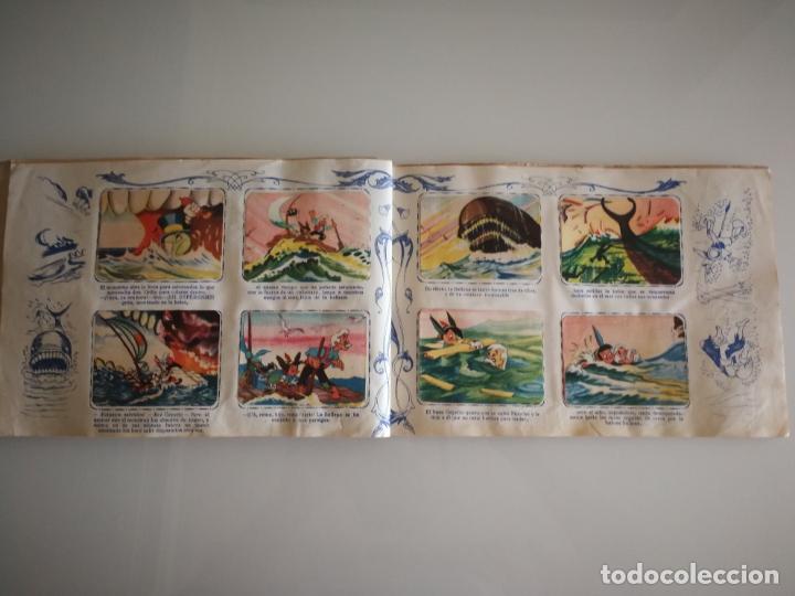 Coleccionismo Álbum: ALBUM PINOCHO FHER AÑOS 40 COMPLETO - Foto 31 - 172912089