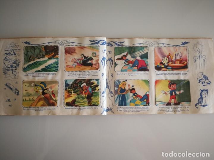 Coleccionismo Álbum: ALBUM PINOCHO FHER AÑOS 40 COMPLETO - Foto 32 - 172912089
