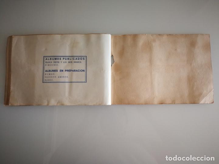 Coleccionismo Álbum: ALBUM PINOCHO FHER AÑOS 40 COMPLETO - Foto 34 - 172912089