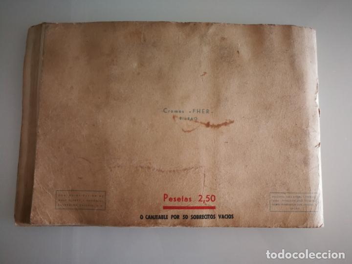 Coleccionismo Álbum: ALBUM PINOCHO FHER AÑOS 40 COMPLETO - Foto 36 - 172912089