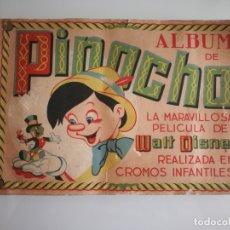 Coleccionismo Álbum: ALBUM PINOCHO FHER AÑOS 40 COMPLETO. Lote 172912089