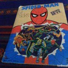 Coleccionismo Álbum: SPIDER-MAN SPIDERMAN EL HOMBRE ARAÑA ÉXITO DE TV COMPLETO 178 CROMOS. FHER 1981.. Lote 173061259