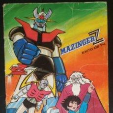 Coleccionismo Álbum: ALBUM MAZINGER Z, FHER - COMPLETO. Lote 173163477
