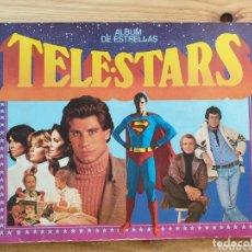 Coleccionismo Álbum: ALBUM DE CROMOS COMPLETO. TELE STARS ÁLBUM DE ESTRELLAS.. Lote 173368502
