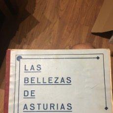 Coleccionismo Álbum: ALBUM CASI COMPLETO (FALTA 1 CROMO) - LAS BELLEZAS DE ASTURIAS - GIL CAÑELLAS OVIEDO 1933. Lote 173666133
