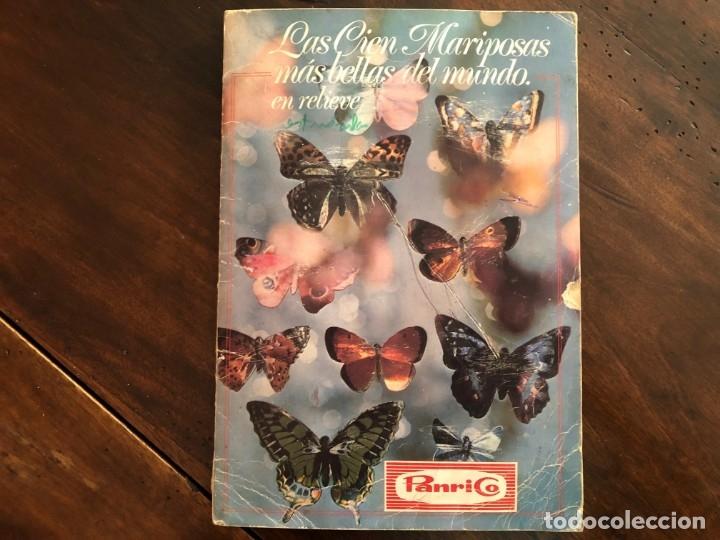 Coleccionismo Álbum: Las Cien Mariposas más bellas del mundo . Panrico1974 - Foto 2 - 173873370