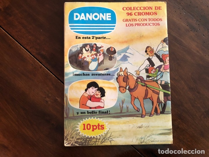 Coleccionismo Álbum: Marco de los Apeninos a los Andes. 2ª parte Danone 1976 - Foto 2 - 173875388