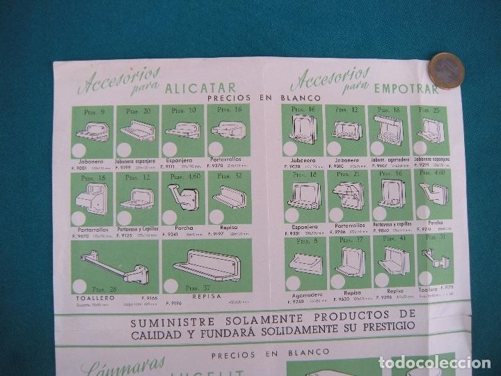 catálogo roca accesorios de baño, años 60. font - Comprar ...
