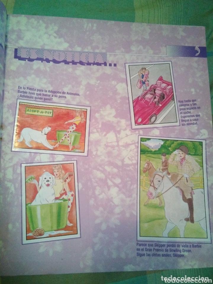 Coleccionismo Álbum: Àlbum cromos Barbie completo - Foto 2 - 173903722