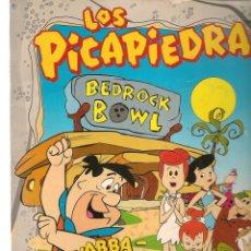 Coleccionismo Álbum: LOS PICAPIEDRAS. ÁLBUM PANINI. TIENE 101 CROMOS. (ST/PN1). Lote 174318147