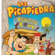 Coleccionismo Álbum: LOS PICAPIEDRAS. ÁLBUM PANINI. FALTAN 48 CROMOS. (ST/PN1). Lote 174318343