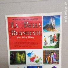 Coleccionismo Álbum: ALBUM COMPLETO LA BELLA DURMIENTE - VALT DISNEY - SUSAETA. Lote 174381237