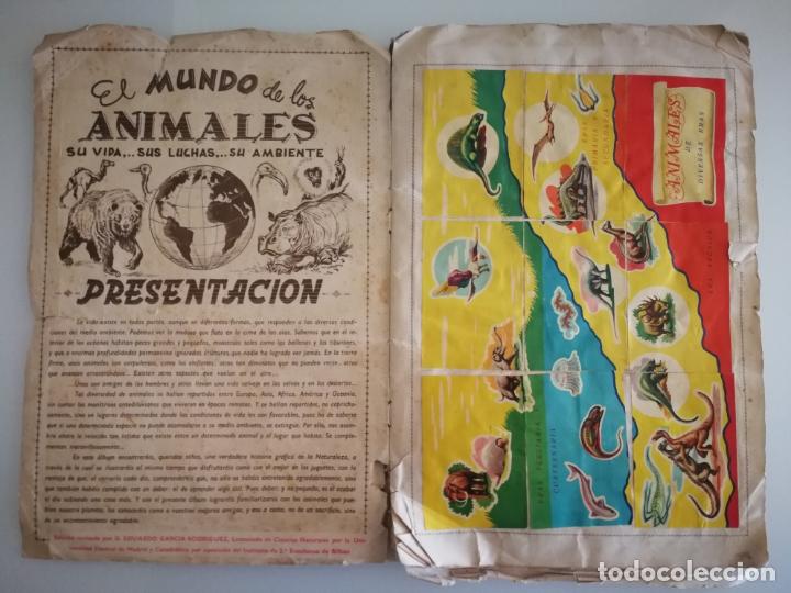 Coleccionismo Álbum: ALBUM SELVA MISTERIOS FHER COMPLETO - Foto 3 - 174387050