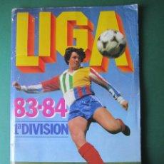 Coleccionismo Álbum: LIGA 83-84 1ª DIVISION - ÁLBUM COMPLETO - ESTE. Lote 174499772