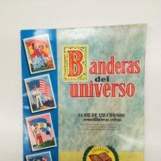 Coleccionismo Álbum: ALBUM BANDERAS DEL UNIVERSO-COLEC. CULTURA 2ª SERIE. Lote 174576362