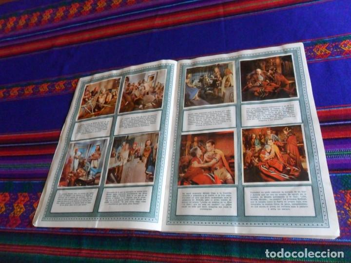 Coleccionismo Álbum: BUEN PRECIO, LOS DIEZ MANDAMIENTOS COMPLETO 210 CROMOS. BRUGUERA 1959. - Foto 3 - 174595238