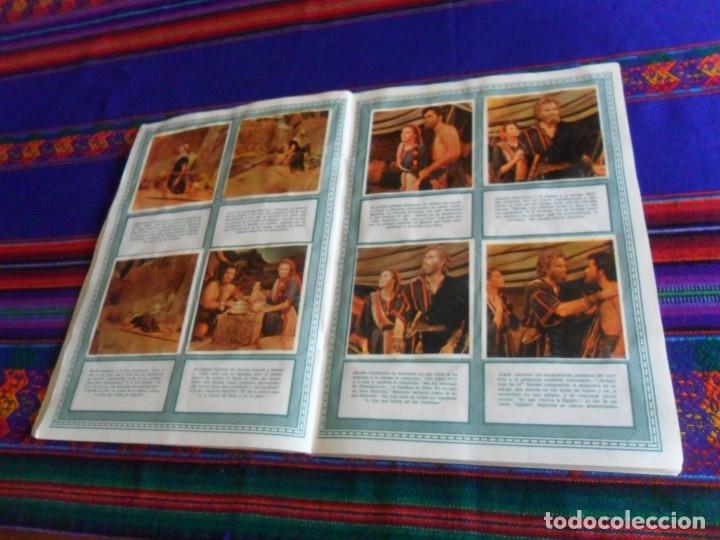Coleccionismo Álbum: BUEN PRECIO, LOS DIEZ MANDAMIENTOS COMPLETO 210 CROMOS. BRUGUERA 1959. - Foto 4 - 174595238