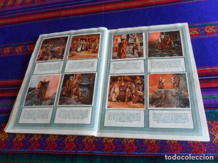 Coleccionismo Álbum: BUEN PRECIO, LOS DIEZ MANDAMIENTOS COMPLETO 210 CROMOS. BRUGUERA 1959. - Foto 5 - 174595238