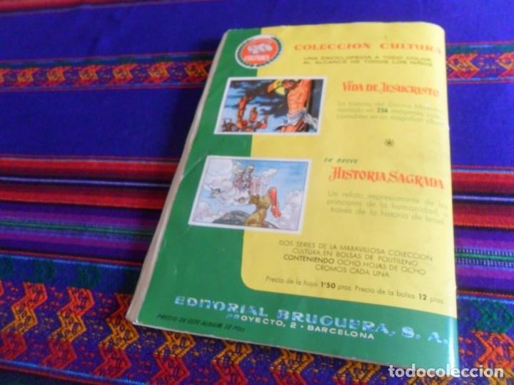 Coleccionismo Álbum: BUEN PRECIO, LOS DIEZ MANDAMIENTOS COMPLETO 210 CROMOS. BRUGUERA 1959. - Foto 6 - 174595238