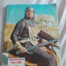 Coleccionismo Álbum: ÁLBUM EL CID COMPLETO. Lote 174608288