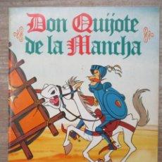 Coleccionismo Álbum: ALBUM DE CROMOS COMPLETO DON QUIJOTE DE LA MANCHA - DANONE . Lote 174970803