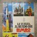 Lote 174971358: ALBUM DE CROMOS COMPLETO LA VUELTA LA MUNDO - 288 CROMOS - BIMBO