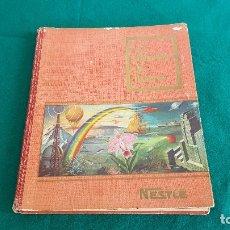 Coleccionismo Álbum: ALBUM DE CROMOS NESTLE (1955) LAS MARAVILLAS DEL UNIVERSO (COMPLETO). Lote 175426609
