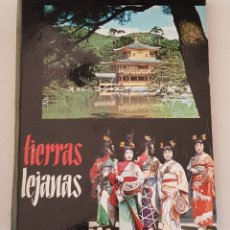 Coleccionismo Álbum: TIERRAS LEJANAS, ALBUM COMPLETO DE NESTLE. 1961. - TDKC38. Lote 175553649